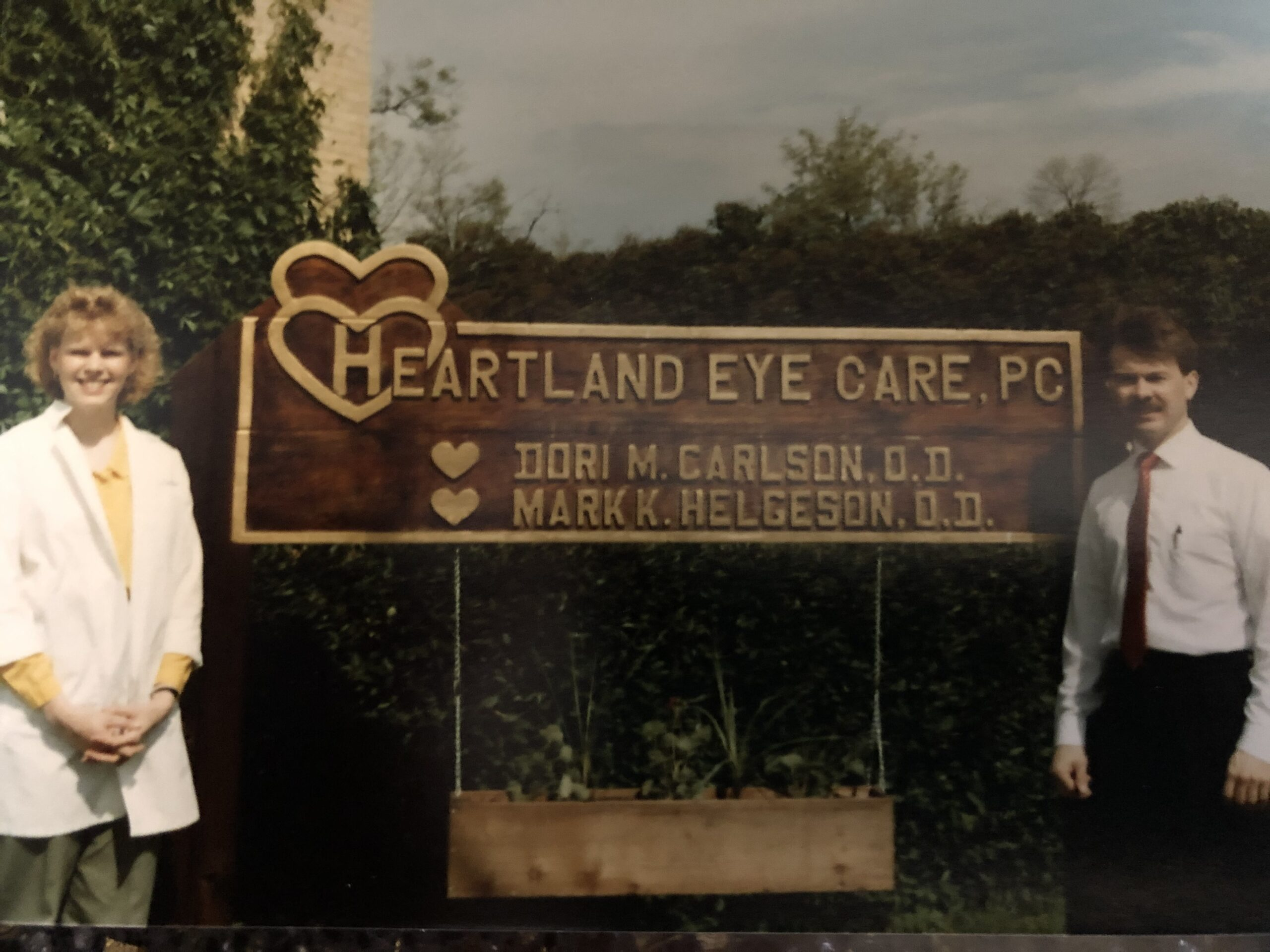 Heartland Eye Care in Park River, ND