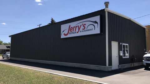 Jerry's Repair